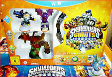 Wii Skylanders Spyros Adventure Game 6 Figuren Portal
