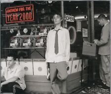 silverchair - Anthem For The Year 2000 CD single 4 tracks (Australia) 1999