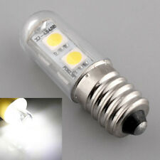 E14 220V/1W 7LED Bright White Home Office Refrigerator Corn Light Longlife Bulb