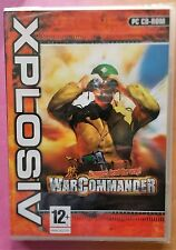 WAR COMMANDER RANGERS LEAD THE WAY! PC CD-ROM GAME brand new & sealed UK XPLOSIV