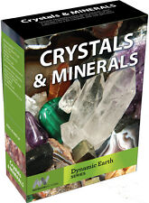 Museum Victoria Dynamic Earth Crystals and Minerals Science Kit