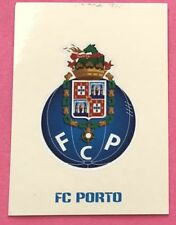 CHAMPIONS LEAGUE 2017 18 TOPPS - N. 307 BADGE FC PORTO NEW