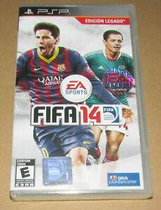 Fifa Soccer 14 (Sony PSP) Brand New / Fast Shipping / Region Free