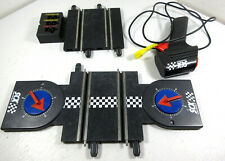 SCX 1:43 Compact Slot Car Lap Counter Track, Controller, Terminal for Slot Cars