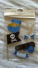 Pirate Stickers Scrapbooking Paper Crafts Bag Decoration NEW