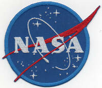 PATCH RICAMO TOPPA NASA