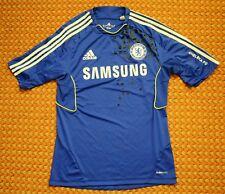 Chelsea FC, The Blues, Training, Leisure Shirt by Adidas, Mens Medium 40/42