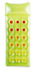 Summer Waves Solar Luftmatratze Solarbox Lime 168 cm NEU ovp K70727