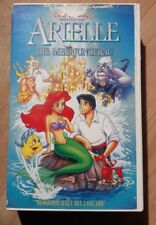 Disney Arielle - Die Meerjungfrau/ The little mermaid VHS
