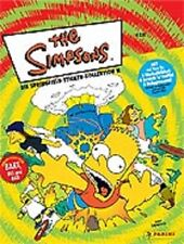 10 Sticker Simpsons II zum Aussuchen von Panini
