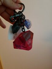 Coach Gem Dark Disney Snow White Fairytale Handbag Keychain Limited 32537