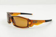 Oakley Canteen Dark Amber/Bronze Polarized Sunglasses 12-875 Brown