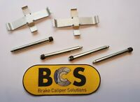 VOLVO 164 FRONT BRAKE PAD FITTING KIT SHIMS & PINS NEW OE REPLACEMENT