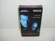 The Glimmer Man VHS Video Tape Movie