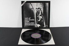 THE ROLLING STONES: Out Of Our Heads LP LONDON DGG 820 049-1 NL for Germany