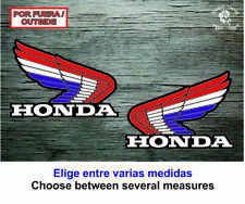 Sticker Vinilo Decal Vinyl Aufkleber Honda Moto gp Motogp Rennsport HRC CBR 1