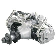 NEW O.S. FT-160 Gemini Twin-Cylinder Ringed 4-Stroke Engine 36108