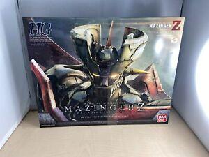 HG Mazinger Z (Mazinger Z INFINITY Ver.) 1/144 scale color-coded model