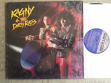 Kagny & The Dirty Rats - LP