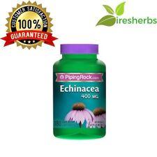 Echinacea Purpurea 400mg Purple Coneflower immune Function Supplement 180 Caps