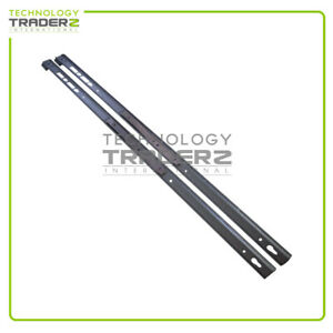 Lot Of 2 365016-001 HP Server Side Slides Inner Rail* Pulled *