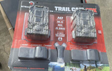 Stealth Cam Trail Cam Combo Kit XS16  w/ SD Card Reader