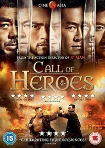 Call Of Heroes [DVD] - DVD  UBVG The Cheap Fast Free Post