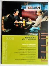 filmbulletin Heft 273 2006 Chaplin in Bildern / Das Kino des Aki Kaurismäki
