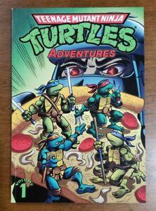TMNT Teenage Mutant Ninja Turtles Adventures Vol. 1 TPB GN OOP 2012 IDW Comics