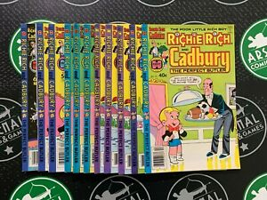 RICHIE RICH & CADBURY Lot of 22! (#2-22) Harvey Bronze Age Comics 1978-1982