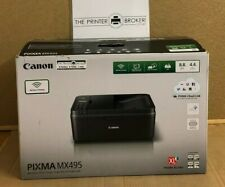 0013C008 - Canon PIXMA MX495 A4 Wireless Multi-Function Inkjet Printer