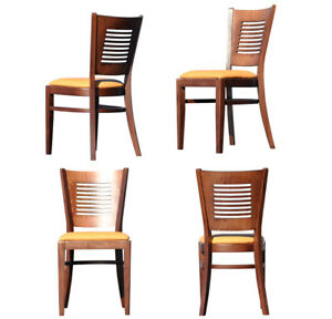 Rose Restaurant Chairs (Set of 4)