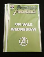 MARVEL COMICS AVENGERS #34 MARVEL WEDNESDAY VARIANT