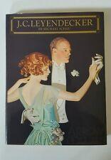 J C Leyendecker by Michael Schau  1974 ~ His Biography and Artwork
