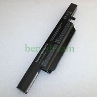 Laptop Battery For Clevo W650BAT-6, 6-87-W650S-4D4A2 11.1V 5200mAh 6 cell