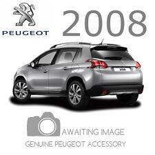 NEW! PEUGEOT 2008 STANDARD CARPET MAT SET - GENUINE PEUGEOT ACCESSORY
