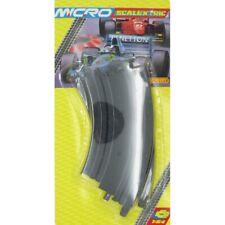 SCALEXTRIC MICRO G106 1/64 Curve Track 45° 15,24cm 2pcs