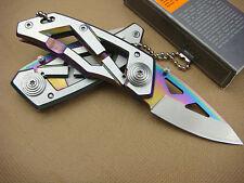 G&B Knife Cute Sharp Tactical Folding Pocket Sharp Outdoor Rescue Saber Gift