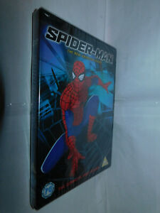 Spider-Man New Animated Series Complete First Season DVD NEW SEALED