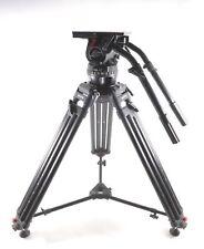 Sachtler Video 60 PLUS + OB-2000 Tripod System 60PLUS 150mm w 35-145lbs 60P