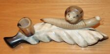 ancien porte cure dent ou autre un escargot  année 50-60 vintage