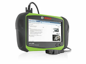 Bosch KTS 350 compact all-in-one tester (supplied to order) NO SOFTWARE incl.