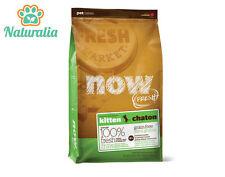 PETCUREAN NOW FRESH- KITTEN- Grain free- Crocchette Gatto 7,25 Kg
