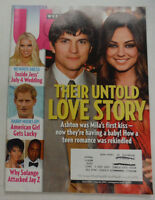 US Weekly Magazine Ashton Kutcher And Mila Kunis May 2014 102914R1