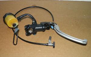 Brembo Front Brake Master Cylinder w Lever & Remote Adjuster '05 2005 Yamaha R6
