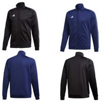 Adidas Core 18 Mens Training Jackets Track Football Jumper Sports Jacket