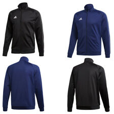 Adidas Core 18 Mens Training Jackets Track Football Jumper Sports Jacket