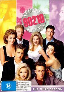 Beverly Hills 90210 Season 3 DVD Set Brand New Sealed R4