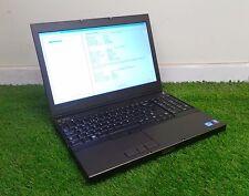 """DELL PRECISION M4600 15.6"""" LAPTOP CORE I5 2ND GEN 2.60GHz 4GB 250GB WINDOWS 7. O"""