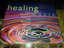 Healing Music BY Various Artists 4 DISC CD BOX SET BRAND NEW